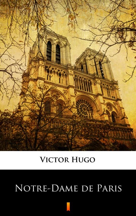 okładka Notre-Dame de Parisebook | epub, mobi | Victor  Hugo
