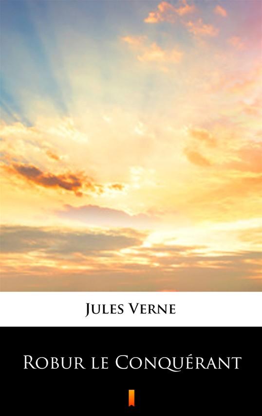 okładka Robur le Conquérantebook | epub, mobi | Jules Verne