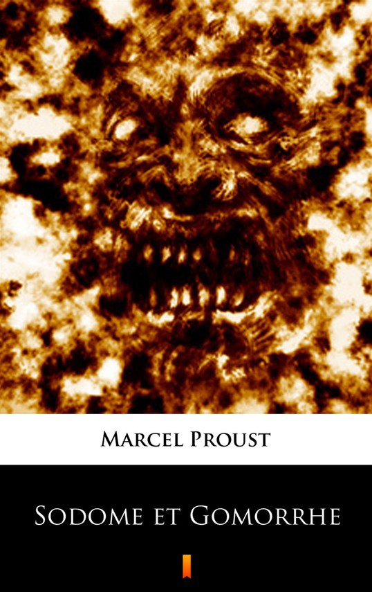 okładka Sodome et Gomorrheebook | epub, mobi | Marcel Proust