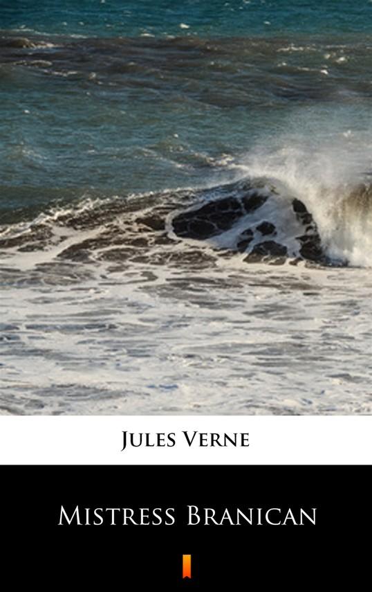 okładka Mistress Branicanebook | epub, mobi | Jules Verne