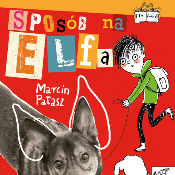 okładka Sposób na Elfa, Audiobook | Marcin Pałasz