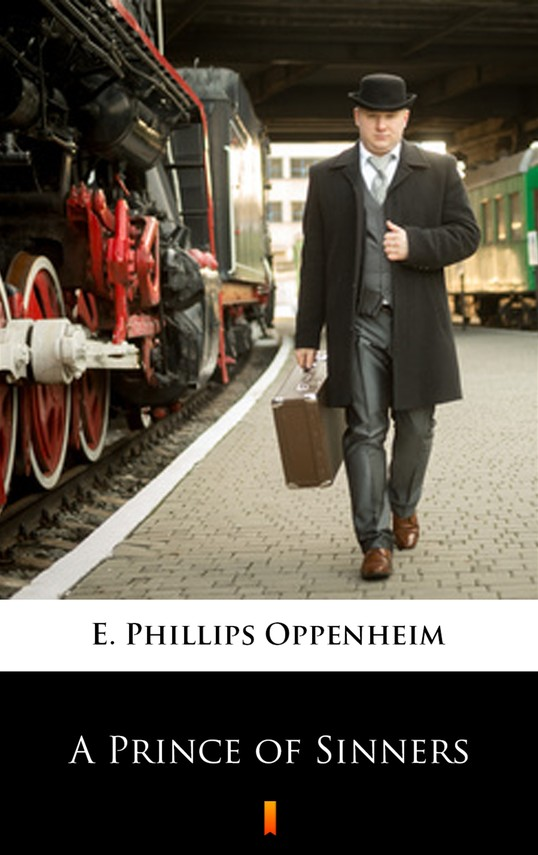 okładka A Prince of Sinnersebook | epub, mobi | E. Phillips Oppenheim