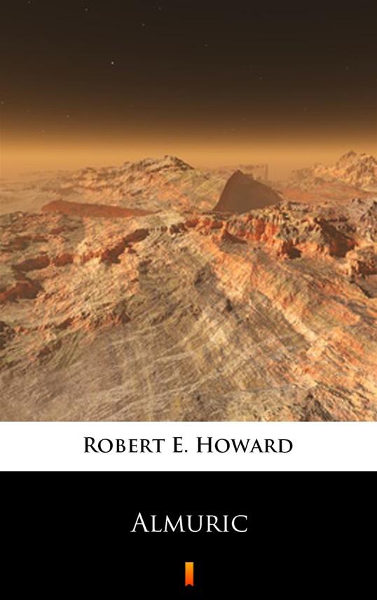 okładka Almuricebook   epub, mobi   Robert E. Howard
