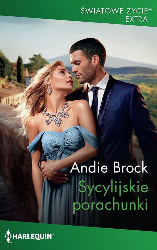 okładka Sycylijskie porachunkiebook   epub, mobi   Andie Brock