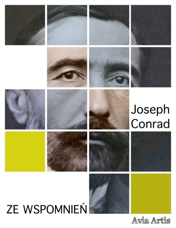 okładka Ze wspomnieńebook | epub, mobi | Joseph Conrad