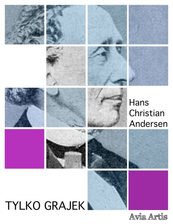 okładka Tylko grajekebook | epub, mobi | Hans Christian Andersen