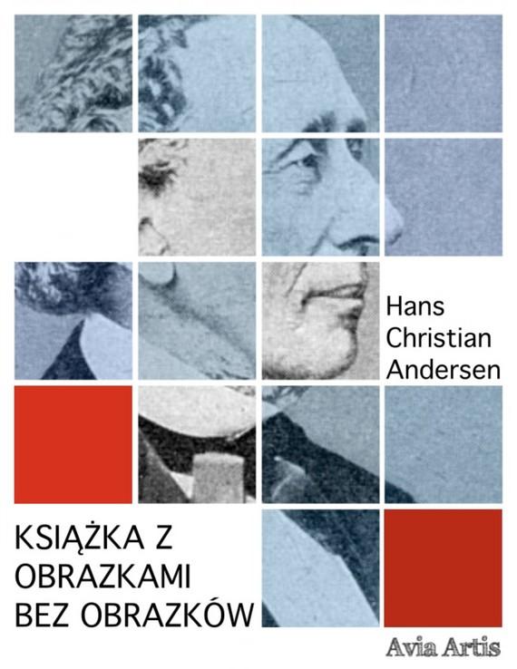 okładka Książka z obrazkami bez obrazków, Ebook | Hans Christian Andersen