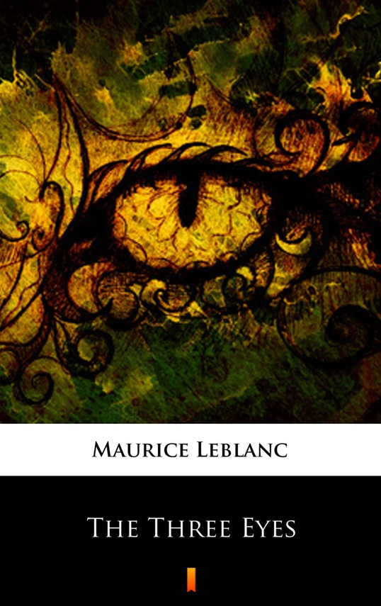 okładka The Three Eyes, Ebook | Maurice Leblanc