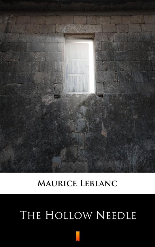 okładka The Hollow Needleebook   epub, mobi   Maurice Leblanc