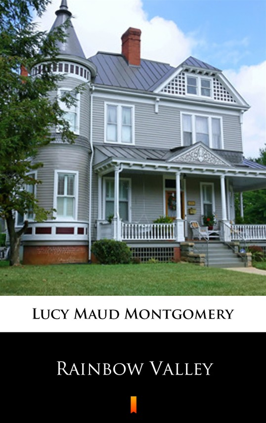 okładka Rainbow Valleyebook   epub, mobi   Lucy Maud Montgomery