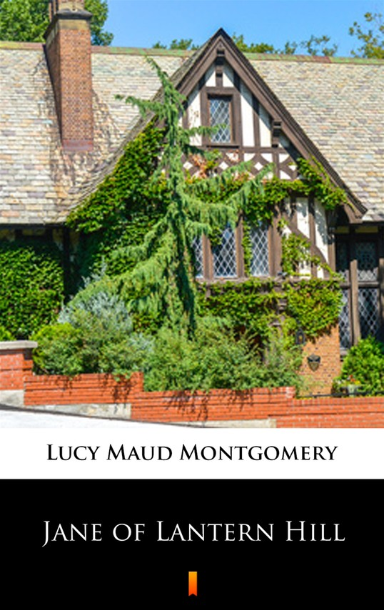 okładka Jane of Lantern Hillebook | epub, mobi | Lucy Maud Montgomery