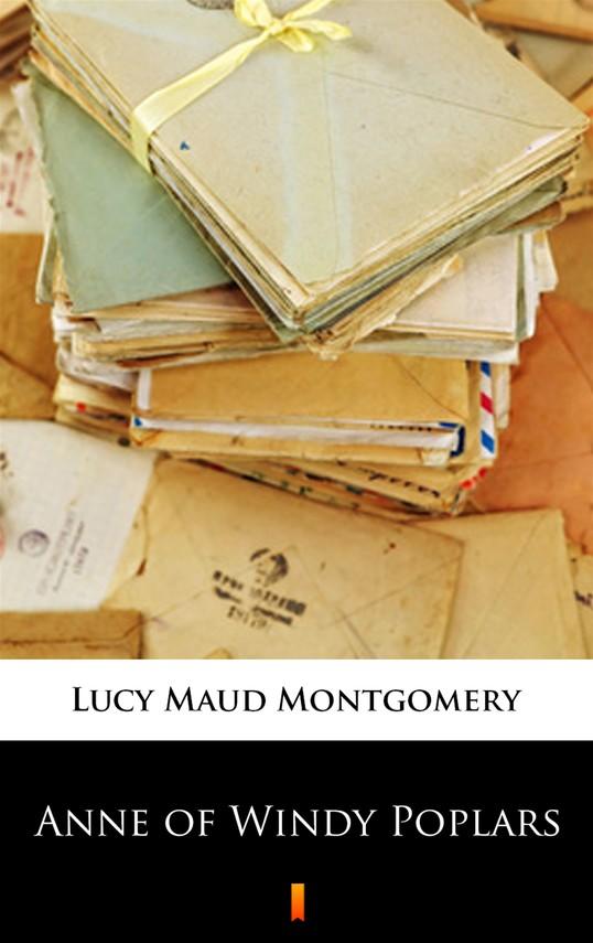 okładka Anne of Windy Poplarsebook   epub, mobi   Lucy Maud Montgomery