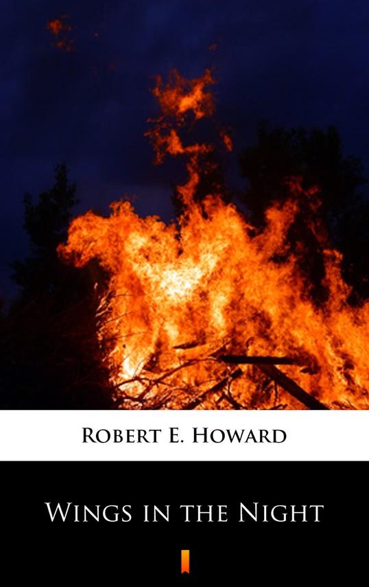 okładka Wings in the Nightebook | epub, mobi | Robert E. Howard
