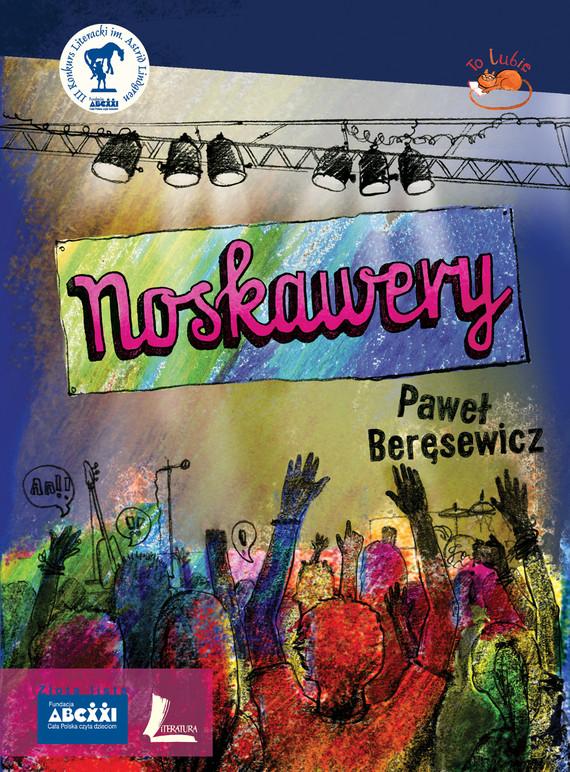 okładka Noskawery, Ebook   Paweł Beręsewicz