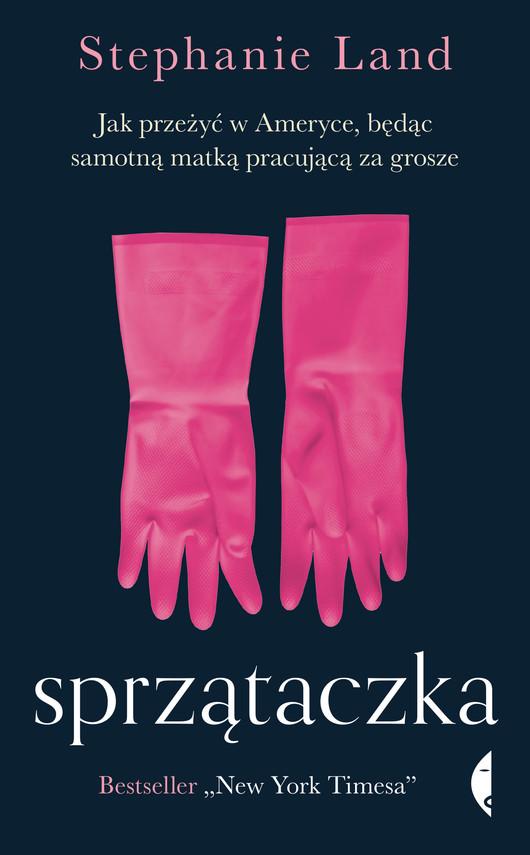 okładka Sprzątaczkaebook | epub, mobi | Stephanie Land