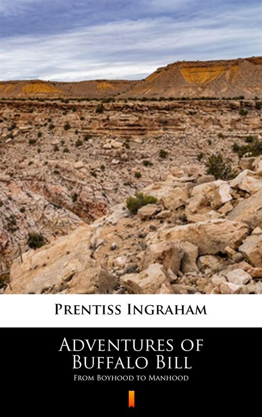 okładka Adventures of Buffalo Billebook   epub, mobi   Prentiss Ingraham