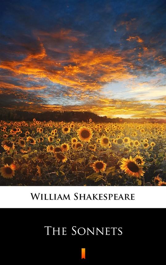 okładka The Sonnetsebook | epub, mobi | William Shakespeare