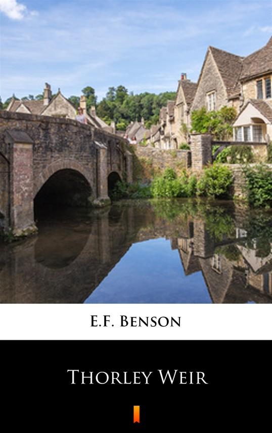 okładka Thorley Weirebook | epub, mobi | E.F. Benson