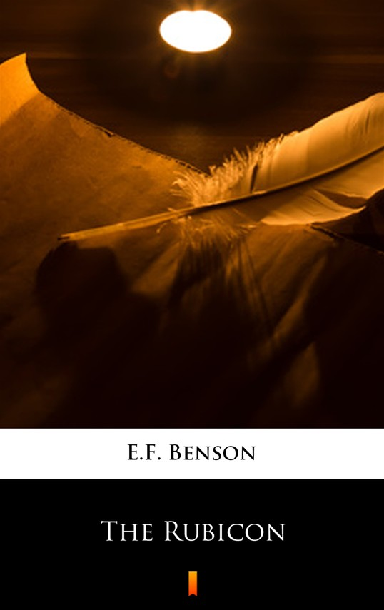 okładka The Rubiconebook | epub, mobi | E.F. Benson