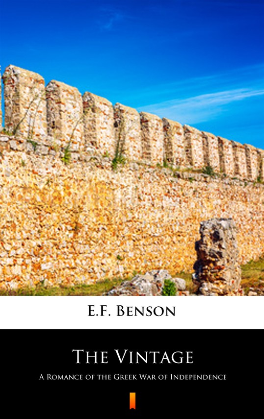 okładka The Vintageebook | epub, mobi | E.F. Benson