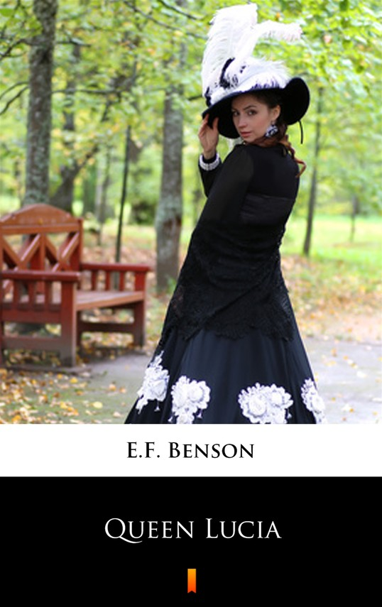 okładka Queen Luciaebook   epub, mobi   E.F. Benson