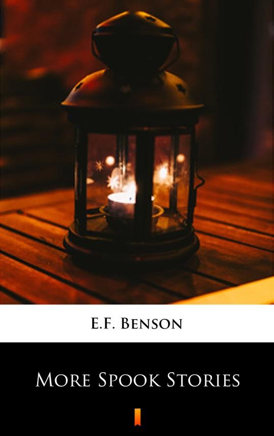 okładka More Spook Storiesebook   epub, mobi   E.F. Benson