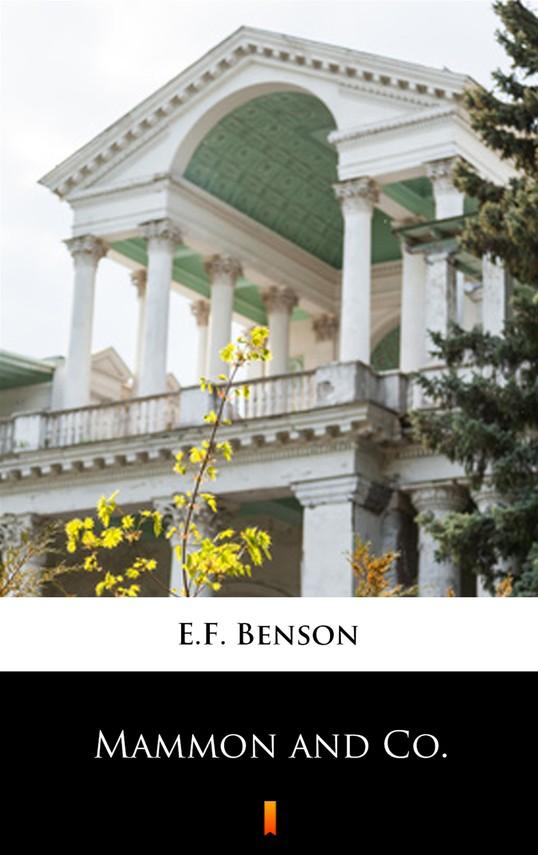 okładka Mammon and Co.ebook | epub, mobi | E.F. Benson
