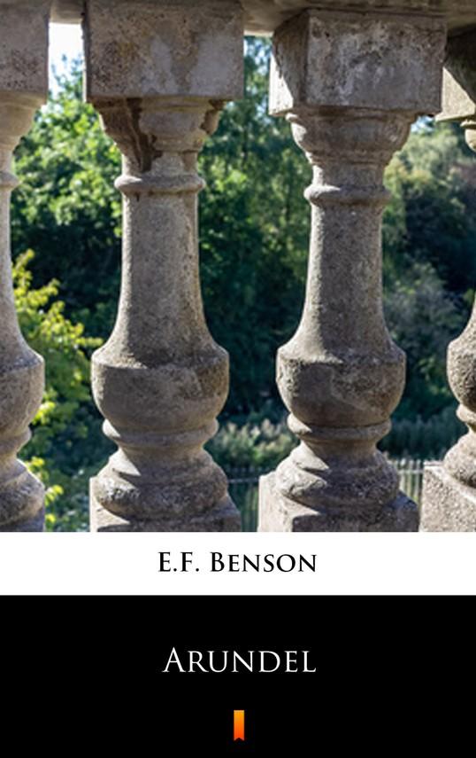 okładka Arundelebook | epub, mobi | E.F. Benson