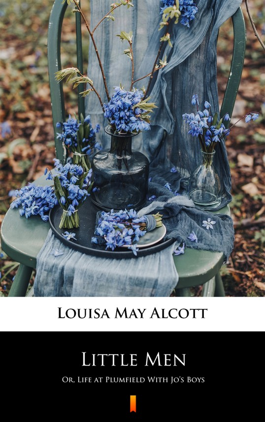 okładka Little Men, Ebook | Louisa May Alcott