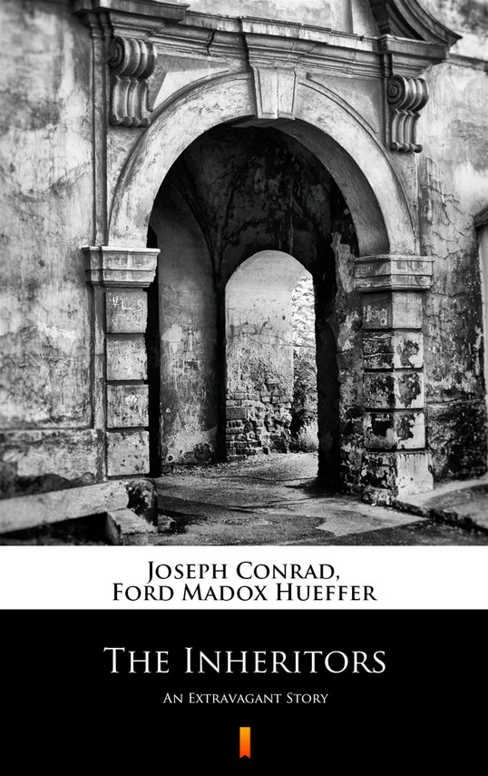 okładka The Inheritors, Ebook | Joseph Conrad, Ford Madox Hueffer
