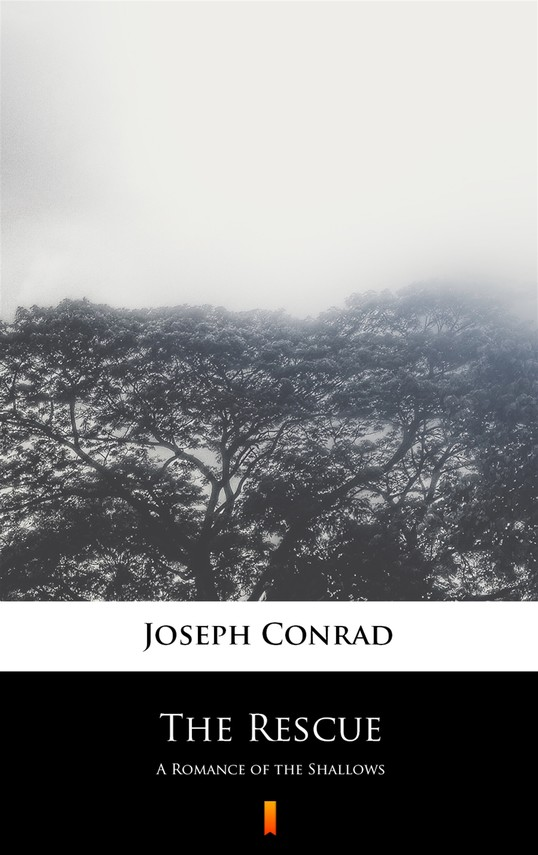 okładka The Rescue, Ebook | Joseph Conrad