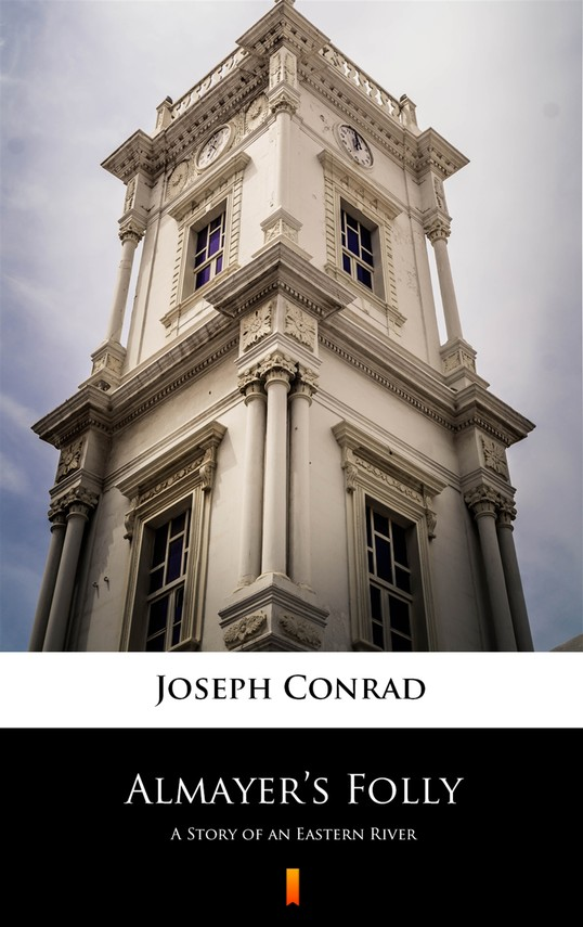 okładka Almayer's Folly, Ebook | Joseph Conrad