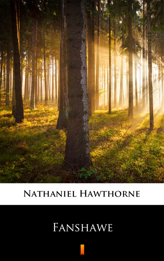 okładka Fanshawe, Ebook | Nathaniel  Hawthorne