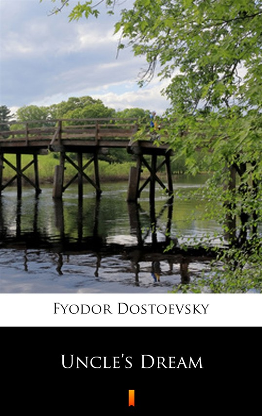 okładka Uncle's Dreamebook | epub, mobi | Fyodor Mikhailovich Dostoevsky