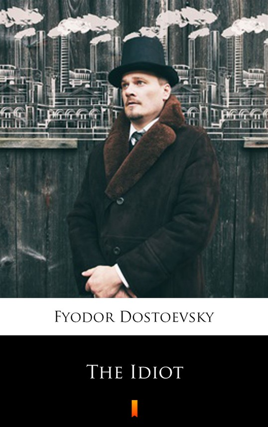 okładka The Idiotebook | epub, mobi | Fyodor Mikhailovich Dostoevsky