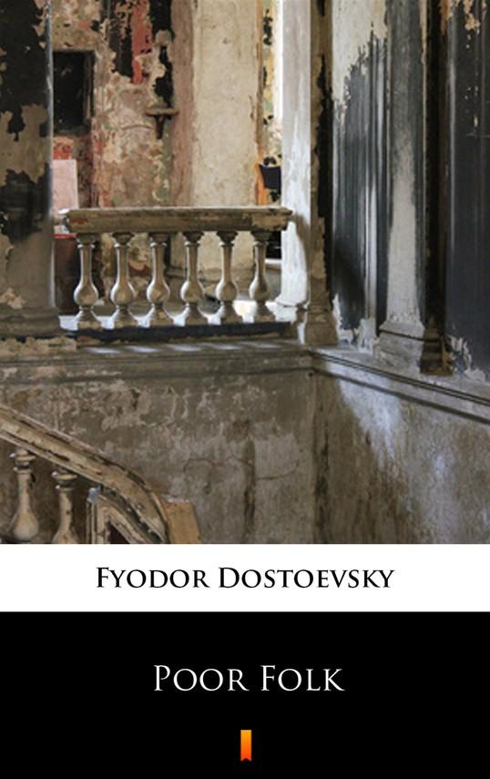 okładka Poor Folkebook | epub, mobi | Fyodor Mikhailovich Dostoevsky