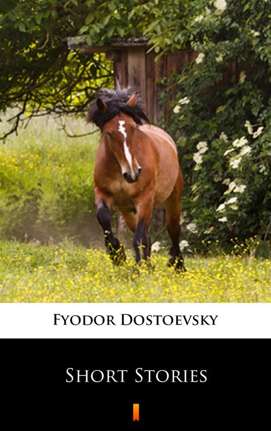 okładka Short Storiesebook | epub, mobi | Fyodor Mikhailovich Dostoevsky
