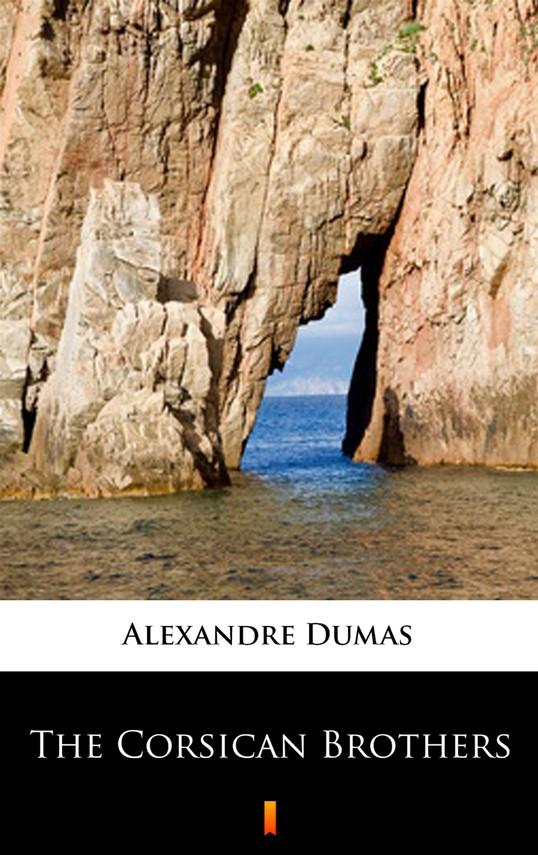 okładka The Corsican Brothers, Ebook | Alexandre Dumas