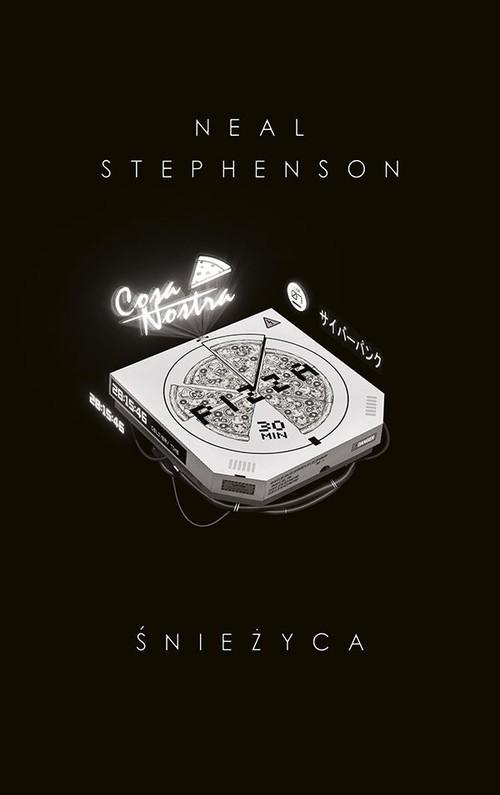 okładka Śnieżyca, Książka | Stephenson Neal
