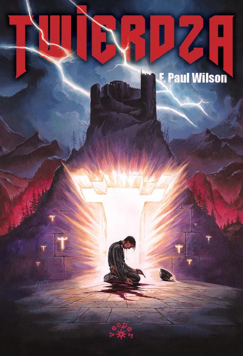 okładka Twierdza, Książka | Francis Paul Wilson