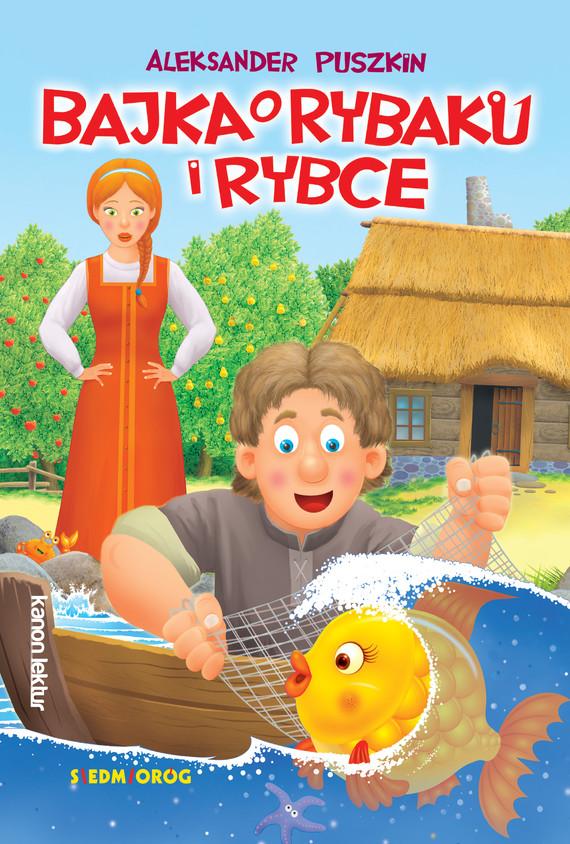 okładka Bajka o rybaku i rybceebook | epub, mobi | Aleksander Puszkin