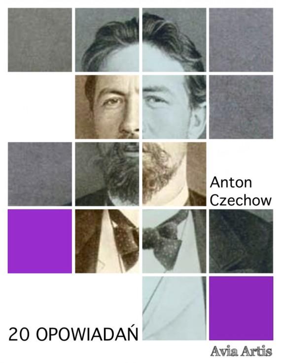 okładka 20 opowiadań, Ebook | Anton Czechow