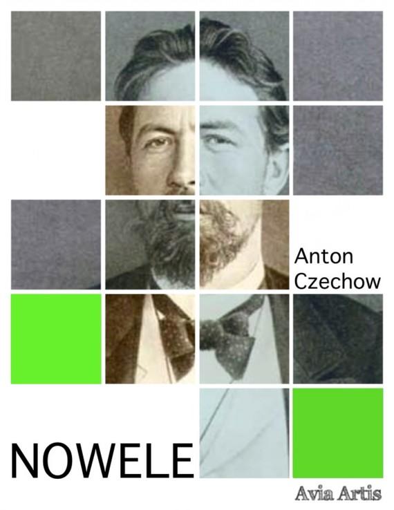 okładka Nowele, Ebook | Anton Czechow
