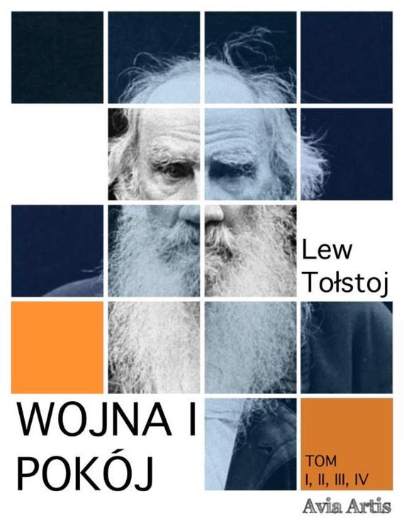 okładka Wojna i pokój. Tom 1-4ebook | epub, mobi | Lew Tołstoj