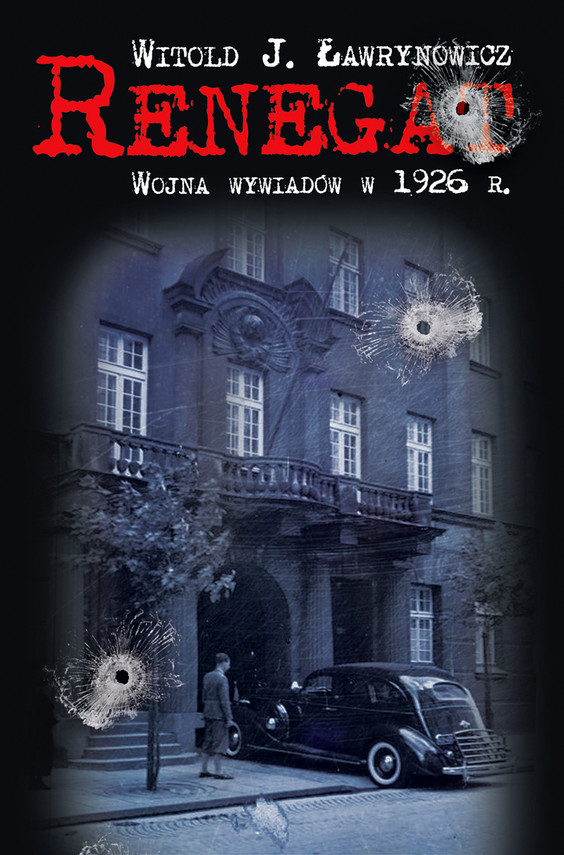 okładka Renegatebook | epub, mobi | Witold J. Ławrynowicz