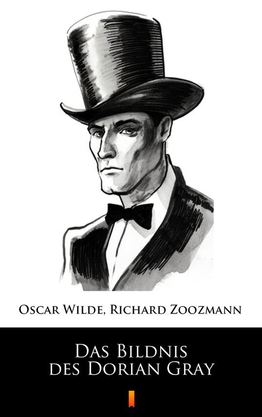okładka Das Bildnis des Dorian Gray, Ebook   Oscar Wilde