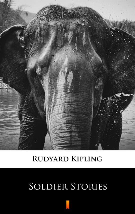 okładka Soldier Storiesebook | epub, mobi | Rudyard Kipling