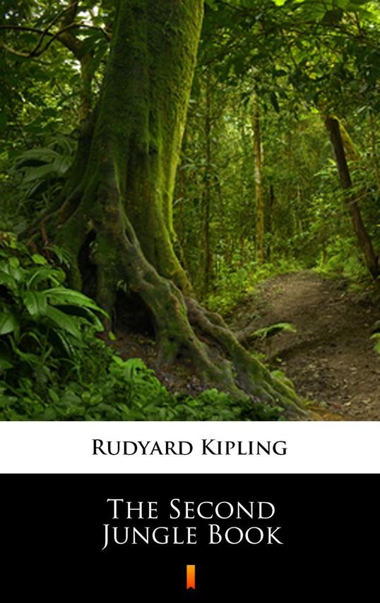 okładka The Second Jungle Bookebook | epub, mobi | Rudyard Kipling