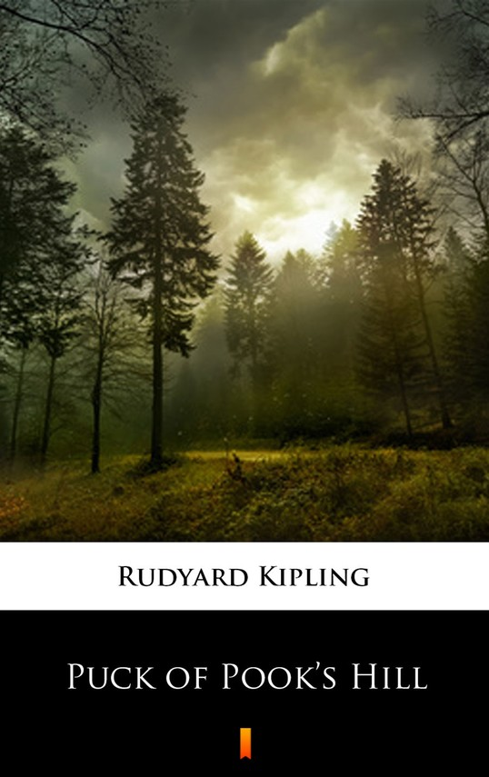 okładka Puck of Pook's Hill, Ebook | Rudyard Kipling