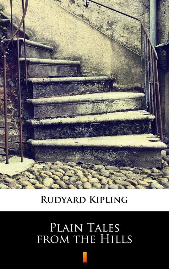 okładka Plain Tales from the Hillsebook | epub, mobi | Rudyard Kipling